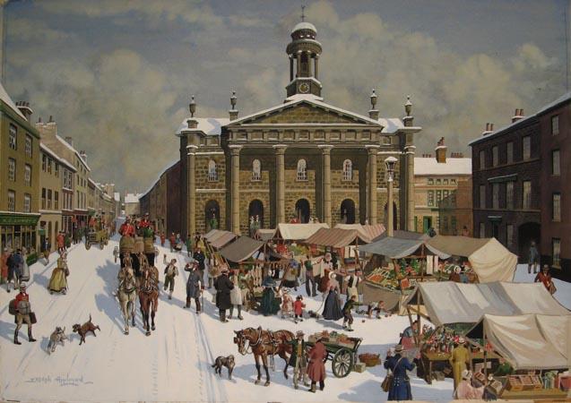 Museum - Victorian Winter